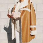 トレンドのムートンコートの着こなしは韓国人に学びましょう!のサムネイル画像