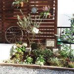 フェンスを活用してお庭の目隠し。プライバシーを守りましょう。のサムネイル画像
