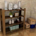 「100均DIY」に挑戦!カフェ風のおしゃれな小さい棚を作ろう!のサムネイル画像