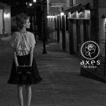 【アクシーズ】ロマンティック感が可愛い、axes femmeのお洋服のサムネイル画像