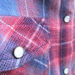 秋冬レディースファッションの大本命、ネルシャツのコーデまとめのサムネイル画像