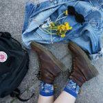 賢いおしゃれ女子はブーツの下の靴下を楽しみながら冷え性対策!のサムネイル画像