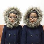 双子コーデを楽しみたい!髪型から靴までコーディネートしようのサムネイル画像