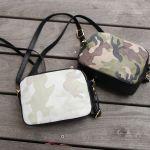 秋冬のバッグは「迷彩柄」がマスト!大人女子の迷彩バッグをチェックのサムネイル画像