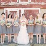 【グレーのドレス】カラードレスとしてもお呼ばれドレスにも使える!のサムネイル画像