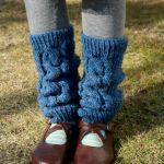 可愛く温かく♥レッグウォーマーで寒さを乗り切ろう!基本の作り方のサムネイル画像