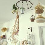 吊り下げインテリアを楽しもう!天井フックの取り付け方や実例紹介のサムネイル画像