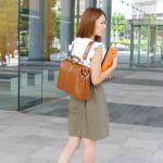 色々なレディースコーデが楽しめるおしゃれな3wayのバッグ特集!のサムネイル画像