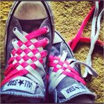 『靴ひも』も抜かりなく!靴ひものおしゃれな結び方を学びましょう。のサムネイル画像