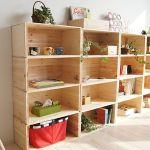 木箱(ウッドボックス)がアツい!魅力的なインテリアに格上げを!のサムネイル画像
