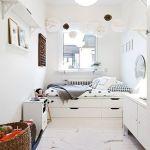 空間を有効活用!ワンルームにもおすすめの収納付きシングルベッドのサムネイル画像