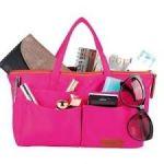小さめバッグインバッグで、バッグの中を綺麗に!女子力を上げようのサムネイル画像