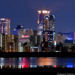 大阪デートに綺麗な夜景スポットに行きたい!大阪夜景スポット7選!のサムネイル画像