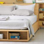 収納機能付きシングルベッドでスペースを有効活用!快適なお部屋に!のサムネイル画像