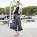 レディースファッションはパンツが命!トレンドのワイドパンツコーデのサムネイル画像