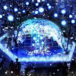 きっと恋が叶う渋谷の素敵なイルミネーション!デートで行きたいTOP5のサムネイル画像
