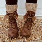 ストッキングと靴下の重ね着はダサくない!おしゃれな防寒対策です♡のサムネイル画像