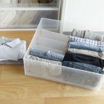 ニトリ・無印・IKEA【衣装ケース】おしゃれに収納するには?のサムネイル画像