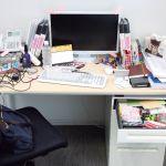 おしゃれで快適!机を彩る多種多様な収納方法お見せします。のサムネイル画像