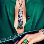 【2016冬はグリーンがモテる♡】緑シャツ簡単おしゃれコーデ術♡のサムネイル画像