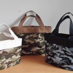 マンネリとさよなら!迷彩柄バッグでコーデにインパクトを!のサムネイル画像