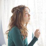 セミロング×デジタルパーマで思い通りのヘアスタイルを楽しもう!のサムネイル画像