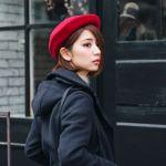 実はこんなに種類豊富 ♡ベレー帽で寒い季節もおしゃれを楽しもう♡のサムネイル画像