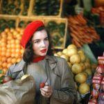 今年の秋冬のテーマはパリ!赤ベレー帽で私もパリの女性に♡のサムネイル画像