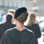 黒ベレー帽で色気と品性溢れる女性に変身してみませんか?♡のサムネイル画像