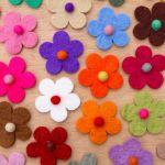 【可愛い】フェルトでかんたんに出来る、手作りの小物たち【お手軽】のサムネイル画像