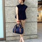 お洒落で優秀なナイロンレッスンバッグ持って出かけよう☆☆☆のサムネイル画像