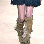 流行のフリンジブーツ!上手に使ってかっこかわいいコーディネートをのサムネイル画像