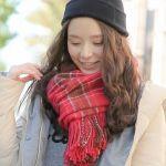 真冬にあったかカシミヤマフラー♪一生モノのブランドを見つけよう♡のサムネイル画像