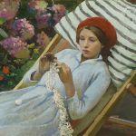 ベレー帽のイラストでファッションと芸術を一緒に楽しむのはいかが?のサムネイル画像