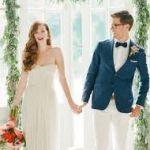 【ドレス】大人の雰囲気の30代にぴったりの結婚式用ドレスはこれ!のサムネイル画像