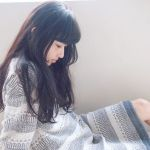 【重たくならない!】トレンドの黒髪でつくる♡軽やかロングヘアのサムネイル画像