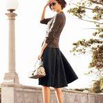 女っぷりUP♡40代ファッションの決め手は体型カバーにアリ!のサムネイル画像
