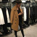 真冬に向けてもう一着GET♡ キャメルのコートが可愛すぎる!のサムネイル画像