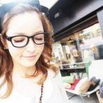一人一つは持っていたい!おしゃれ女子のための【黒フレーム眼鏡】のサムネイル画像