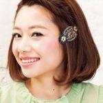 バレッタでおしゃれな髪形に♡バレッタを使った簡単ヘアアレンジ集!のサムネイル画像