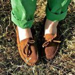秋冬コーデにぴったり!モカシンで季節のおしゃれを楽しみましょうのサムネイル画像