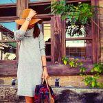 【秋冬のマストアイテム】ニットワンピで叶える♥愛されコーデのサムネイル画像