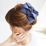 クリップはお洒落で可愛いおすすめの髪飾り。クリップの簡単アレンジのサムネイル画像