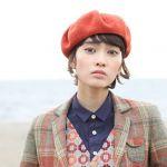 お洒落コーディネートのアクセントには赤ベレー帽がお勧め♡のサムネイル画像