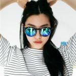 サングラス使いが上手!海外のサングラスファッションスナップ特集!のサムネイル画像