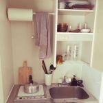 一人暮らしのキッチン、キレイに収納して美味しいお料理作りましょ!のサムネイル画像