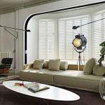 おしゃれなお部屋でのおすすめローテーブルの形はズバリ楕円形!のサムネイル画像