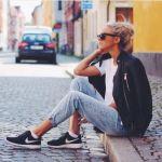 オトナ女子はこう履く!スニーカーで作る♡夏の大人カジュアルコーデのサムネイル画像