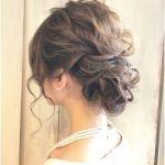 結婚式にお呼ばれした時に真似したい【人気】美容師さん発信の髪型♡のサムネイル画像