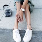 春夏秋冬使える!おすすめスニーカー&大人可愛いコーデを一挙見せ♡のサムネイル画像